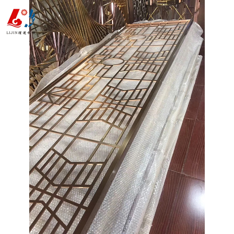 Fabrication Service New Arrival Decorative Perforated Sheet Metal Panels