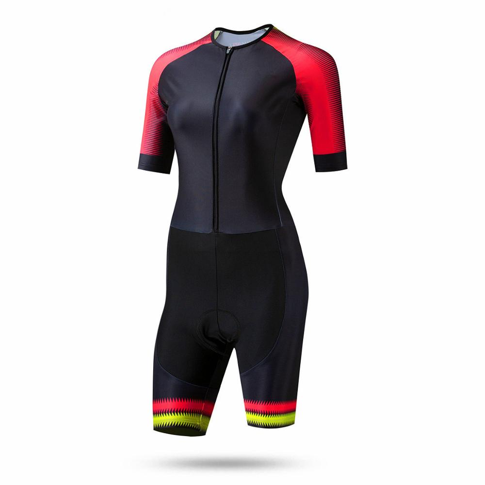 High Quality Triathlon Suit Manufacturer Lycra Fabrics Triathlon Wear Clothing Wholesale Custom Design Woman Tri Suit Apparel