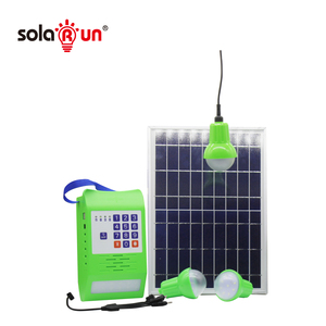 Prepaid Portable Pay as you go Qualified Solar Home Lighting System PAYG Smart Solar Energy Generator Phone Charging PAYGO