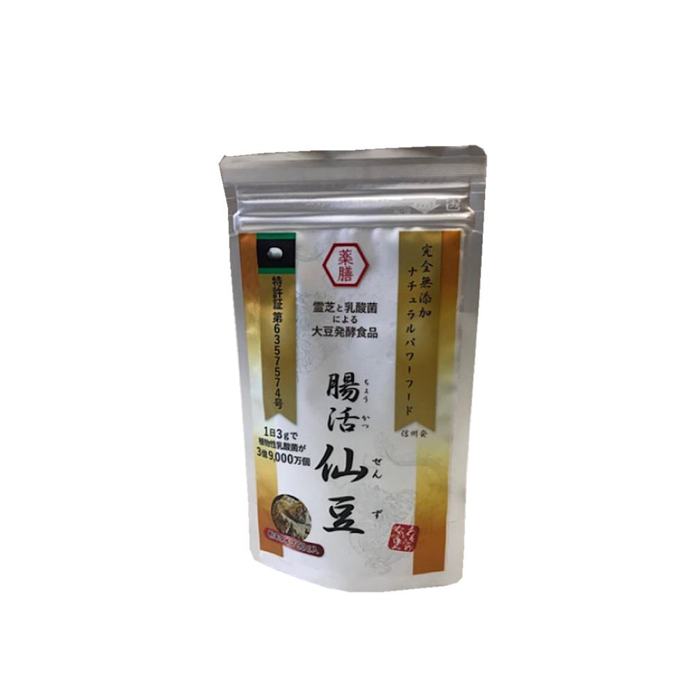 Fermented soybean product Chokatsu Senzu health food supplement