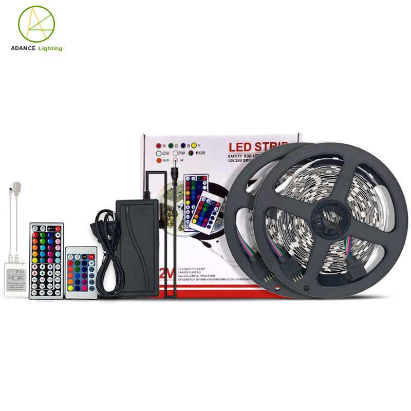 Wholesale High-brightness Neon RGB Waterproof Led light strip for Outdoor Decoration