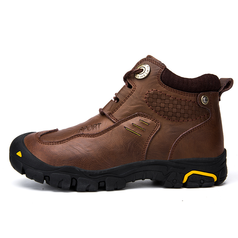Wholesale Hiking Shoes Outdoor Upper Casual Hiking Shoes Men