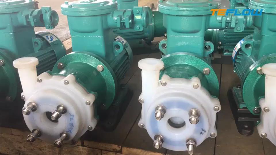 Korrosion Beständig Chlorobenzol Abwasser Wasser Behandlung Kreisel Chemische Pumpe