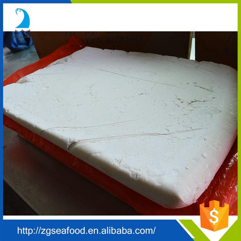 HACCP QS surimi for fish ball factory