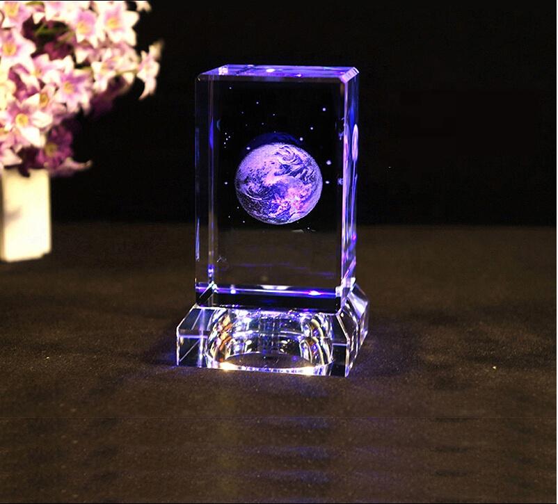 MH-F0093 高品質クリスタル 3d レーザーキューブ led/3d レーザークリスタルキューブ/3d レーザー刻印さクリスタルキューブ