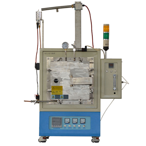Lab High Temperature 1200C-1800C Hydrogen H2 Atmosphere Sintering Box Muffle Inert Gas Furnace With Optional Sizes