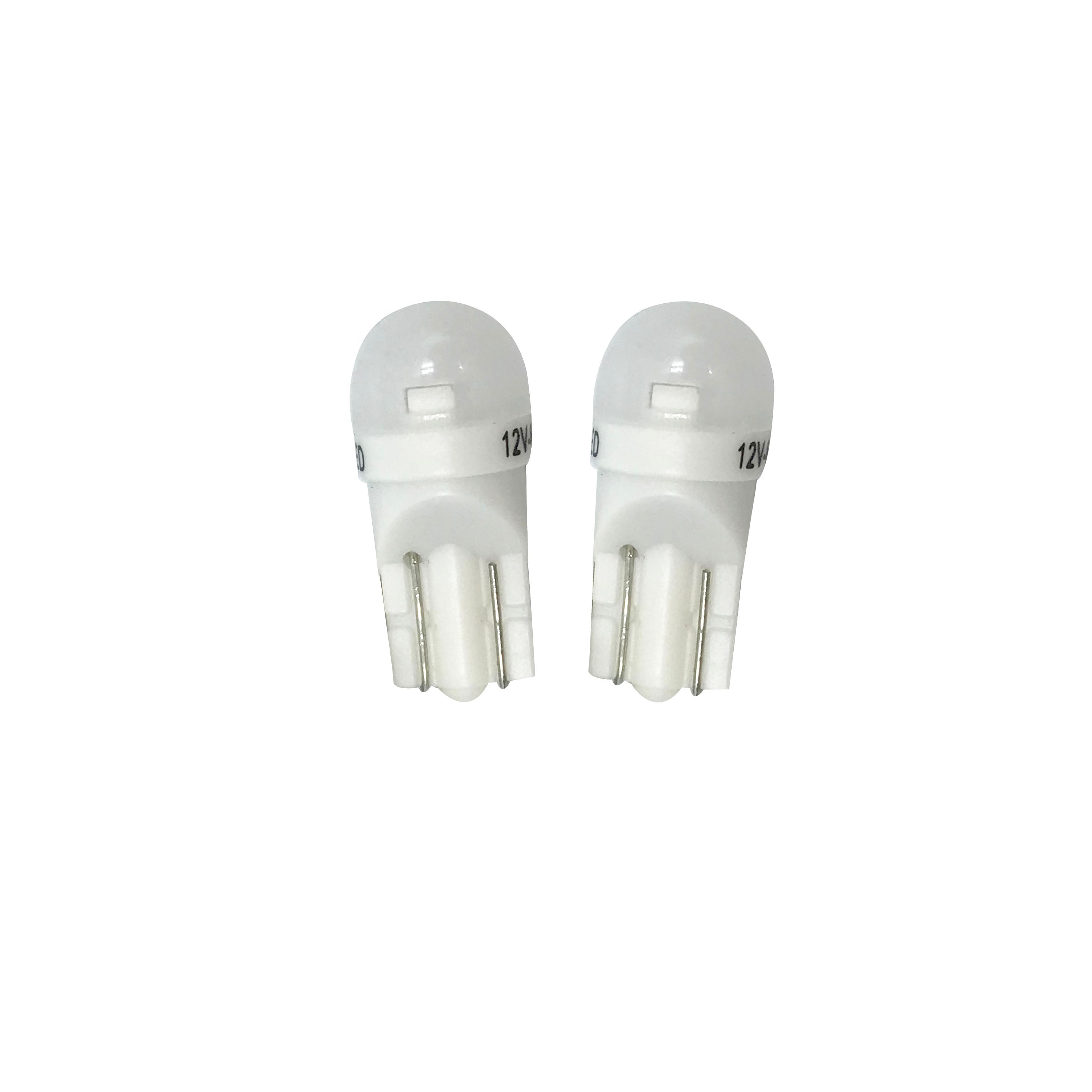Hot sale 10pcs 3 Colors 12V Car LED T10 194 W5W Canbus No Error T10 Led Light Bulb Parking Reading Lights