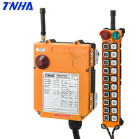 TNHA F24-20S dc wireless controller system for pump controle remoto ponte rolante hoist industry crane remote control cover
