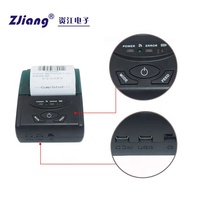 ZJ-5807 Wireless POS Device Mini Thermal Hand Held Pos Printer