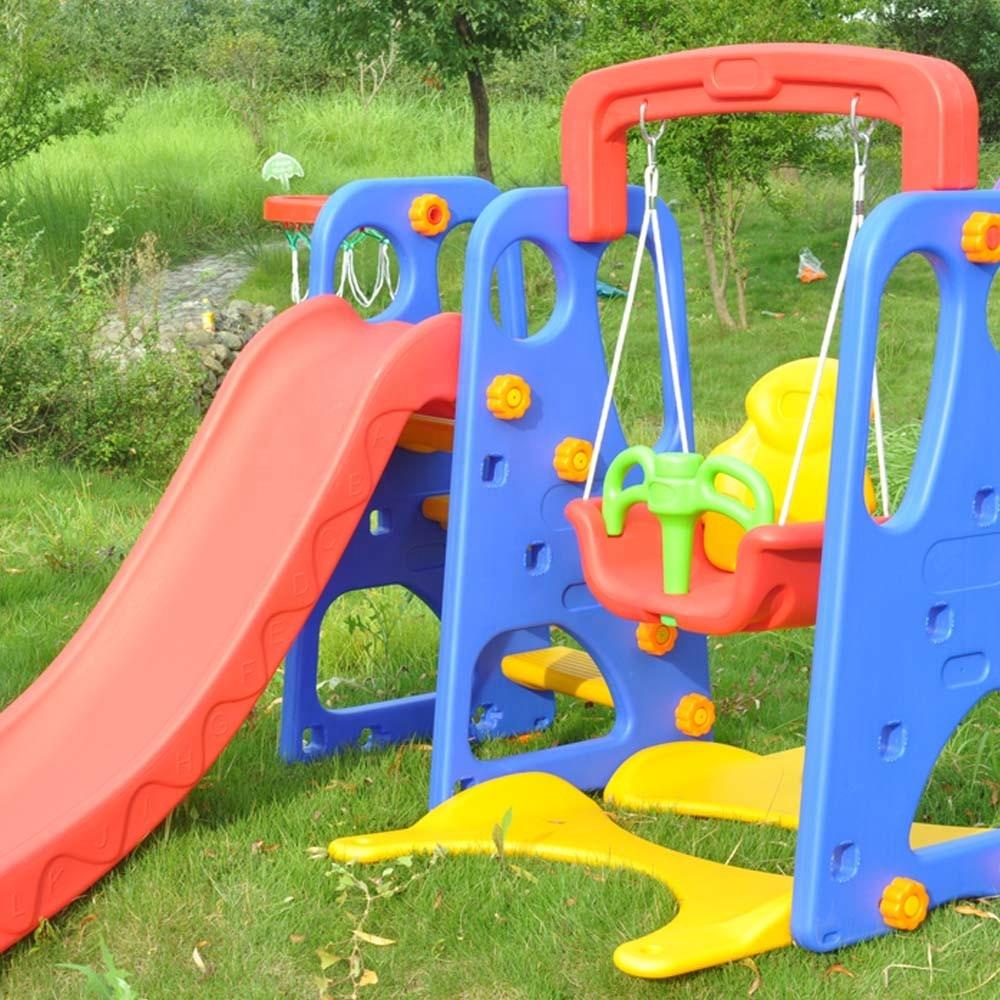 Children Hanging Plastic Kids Playground Garden Swing ...