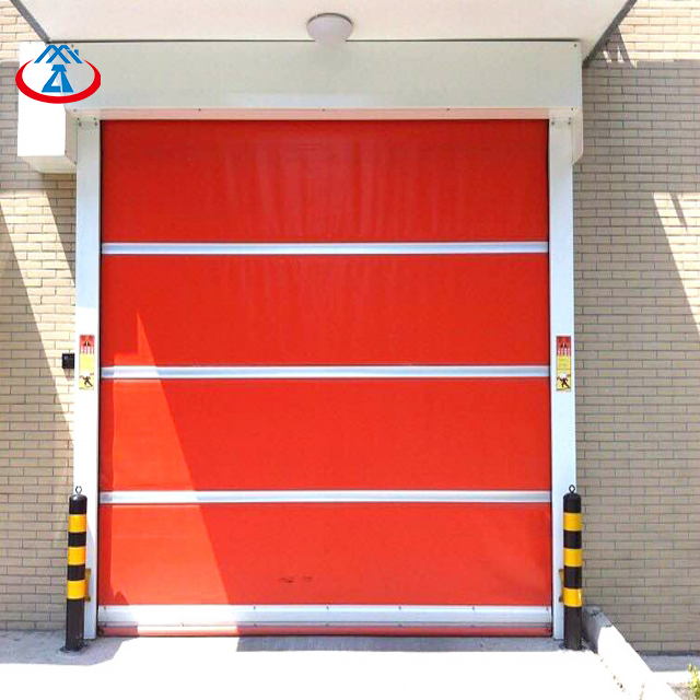 product-Guangzhou Wholesales PVC High Speed Roller Shutter Door For Hot Sales-Zhongtai-img