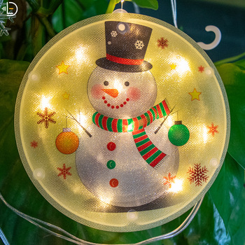 Christmas Wall Hanging Decorations - Winter Wonderland/Xmas/Holiday Party Supplies