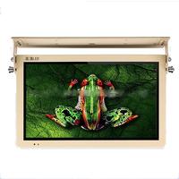 20/22 inch chinese videos bus lcd advertising display with android wifi 5g