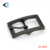 Blank Silver Plated Metal Zinc Alloy Pin Belt Buckle For Man