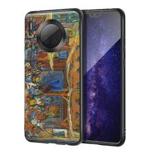 Marcel Janco Ontworpen Voor Huawei Mate 30/Pro Art Mobiel/<span class=keywords><strong>Mobiele</strong></span> <span class=keywords><strong>Telefoon</strong></span> Case (<span class=keywords><strong>Arabische</strong></span> Cafe In Ramallah)