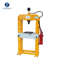 HP-30S 30 Ton Manual Hand Cheap Portable Hydraulic Press Machine