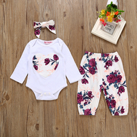 baby rompers and bodysuits onesie cute baby outfit clothes OEM service factory manufacturer baby girl fall outfits