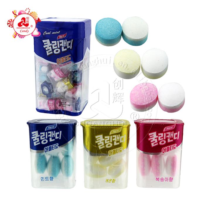 прессованные конфеты