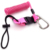 Outdoor tool tether coil spring lanyard with belt buckle using for surfing and camera