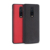 Weaving cell phone case cover android smartphone luxury black tpu cases for oneplus 6t back cover and one plus 7T pro waterproof