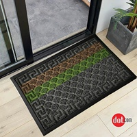 Well-designed indoor floor carpet door mat durable in use