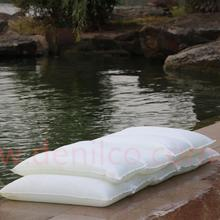 Sandbags ทางเลือก Self-inflating Flood Barrier