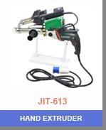 Automation Plastic Hand-held Extruder Melting Welder HDPE Pipe Extrusion Welding Gun