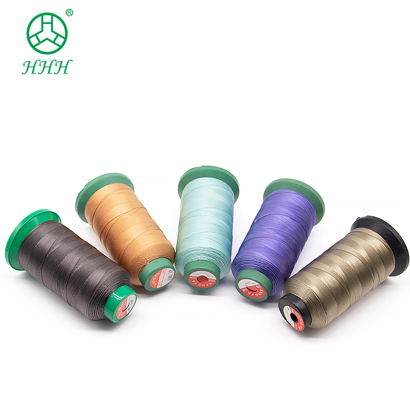 TKT40 Twisted Polyester Sewing High Tenacity Thread