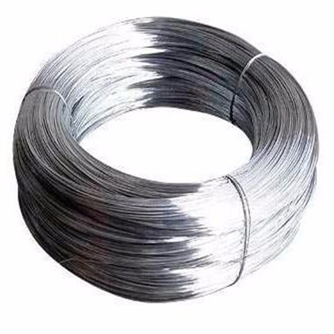 high quality low price zinc coated hot dipped galvanized Steel <strong>wire</strong>