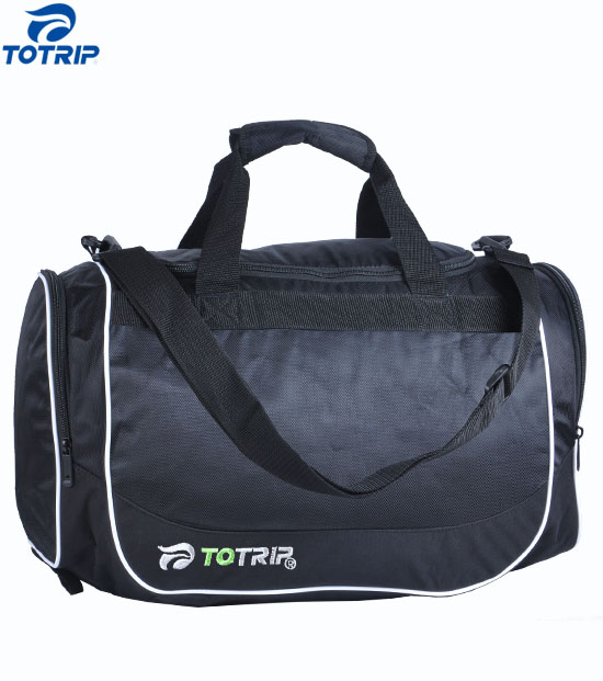 Newest Black sportswear trip small gym tote bag for men & women