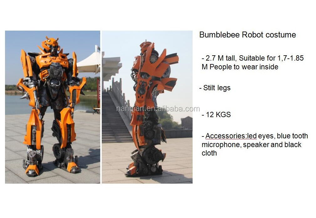Good Quality Cheap Price Imitative Robot Costume / Realistic Robot Cosume / Simulation Robot Costume
