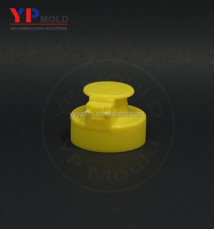conjoined cover mold 28mm flip cap mould