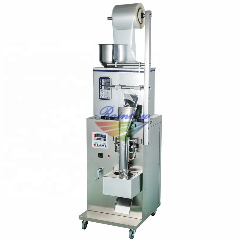 Automatic small scale filter paper tea bag packing machine