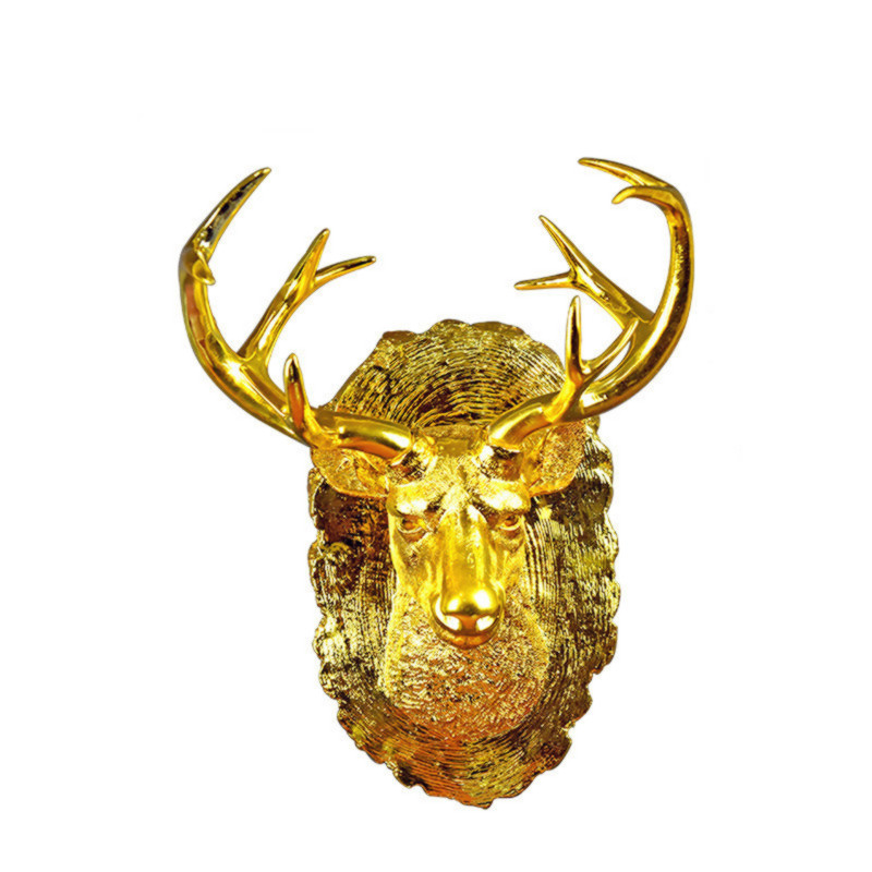 customized size outdoor garden park decor antique bronze animal statue rhino head sculpture for sale