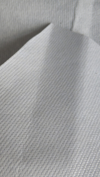 Seam leak-filling material stitched polyester fabric non-woven fabric for roof crack color steel