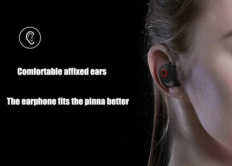 2020 hot selling  3D Stereo BT 5.0 Bluetooth Earphones Automatic Pairing Mini TWS  wireless headset