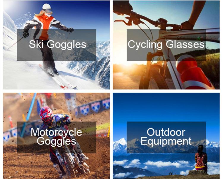 Commercio all'ingrosso di vendita calda Su Ordinazione Logo personalizzato motocross occhiali di protezione equitazione occhiali motocross occhiali di protezione di motocross di protezione per gli uomini