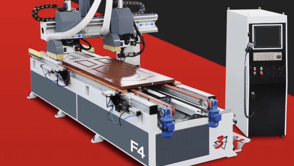Woodworking cnc Machine sliding table Saw