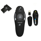2.4GHz smart usb remote control wireless laser presenter , real manufacturer selling
