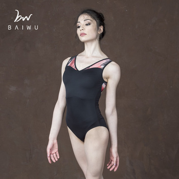 119141014 Baiwu Dance Ballet Leotards for GirlsNew Arrival Ballet Dancewear