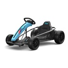 Newest 24v ride on car battery powered electric pedal go+karts for kids