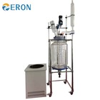 Online Support Reactor S212-200L Jacketed Glass Reactor