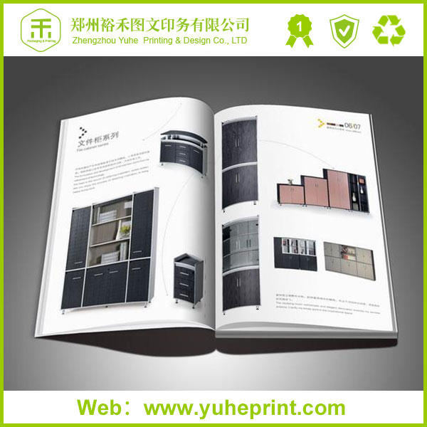 China old factory reliable good after sales service printing glue binding varnishing finishing comic colour blindness book