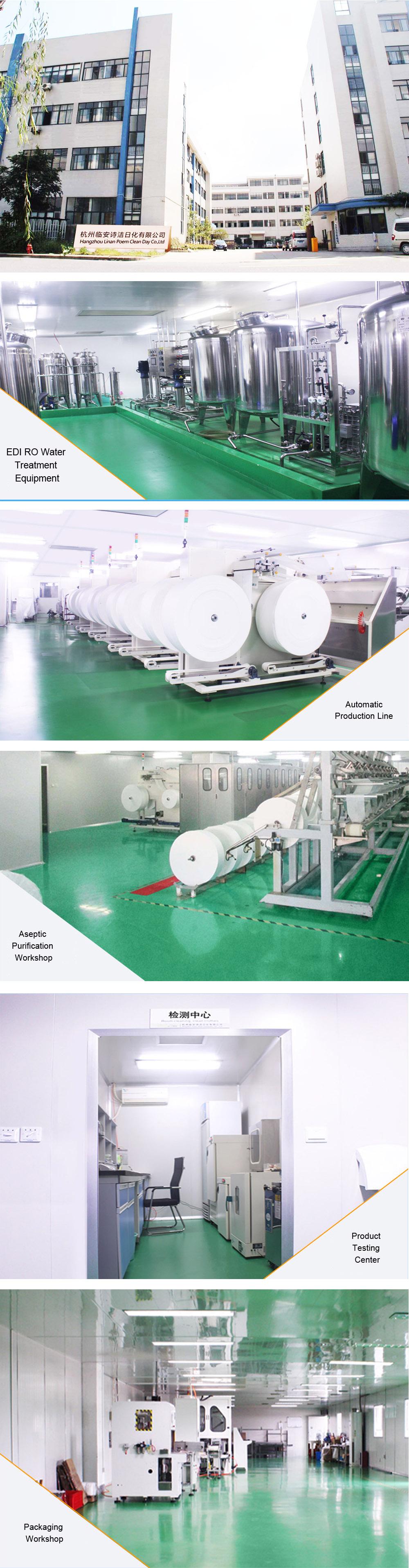 Shijie 15 Anni Produttore 80PCS Usa E Getta di Seta Appeso PP Meltblown Non Tessuto di Pulizia Panno Per La Pulizia Industriale Salviette