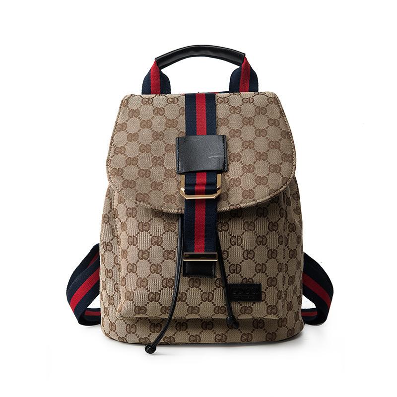 Venta al por mayor mochila retro-Compre online los mejores