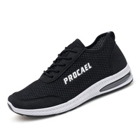 Running Air Shoes Men Cheap Mesh Running Shoes Lightweight White Mens New Shoes