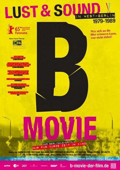 B级片:西柏林的欲望与声音1979-1989