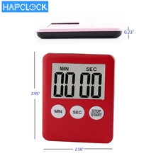 ABS Digitale Sottile Magnetico <span class=keywords><strong>timer</strong></span> <span class=keywords><strong>Da</strong></span> <span class=keywords><strong>Cucina</strong></span> magnetico eletronic frigorifero <span class=keywords><strong>timer</strong></span>