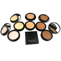 OEM brightening face loose setting powder Hot Selling 5 Color Single Face Powder Private Label Makeup Oil Control