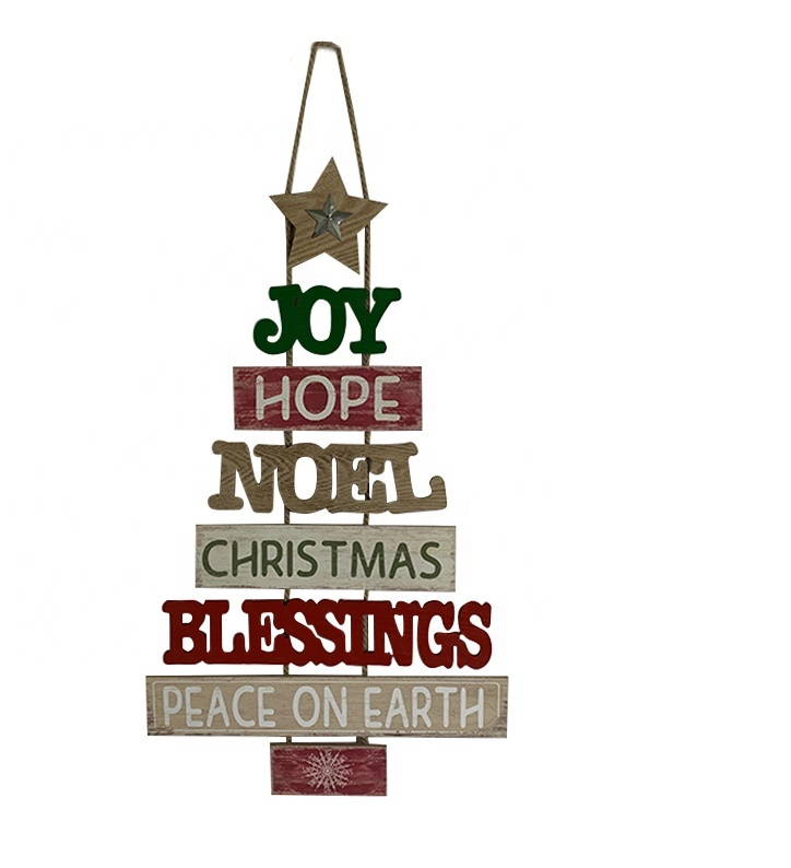 Christmas 2020 Signs 2020 Hot Selling Christmas New Designs Home Decorative Wall